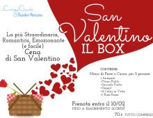 San Valentino: il Box