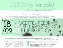 Detox: prima lezione