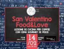 14/02 San Valentino Food&Love