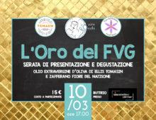 10/03 L'Oro del FVG