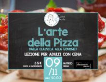 09/11 L'arte della Pizza