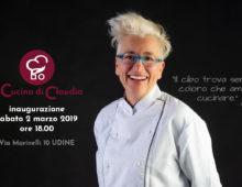 Inaugurazione della nuova Cucina di Claudia